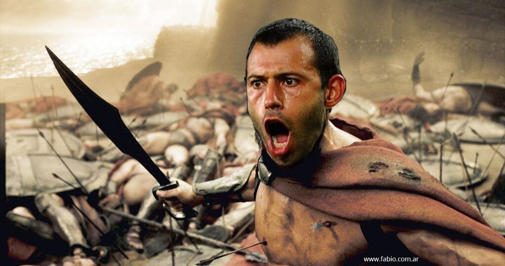 mascherano spartan